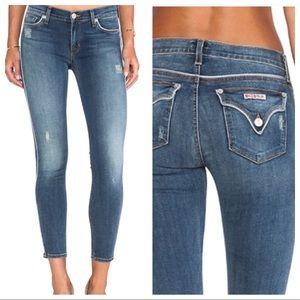 Hudson Dakota Super Skinny Ankle Jeans Size 26